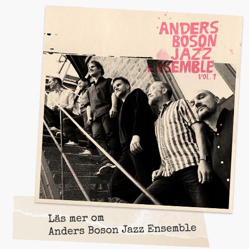 Anders Boson Jazz Ensemble